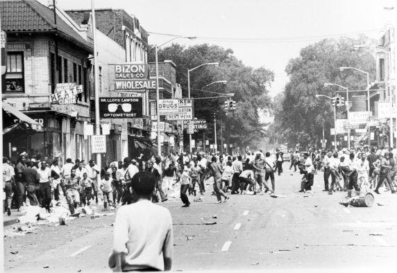 Detroit Race Riot (1967) •