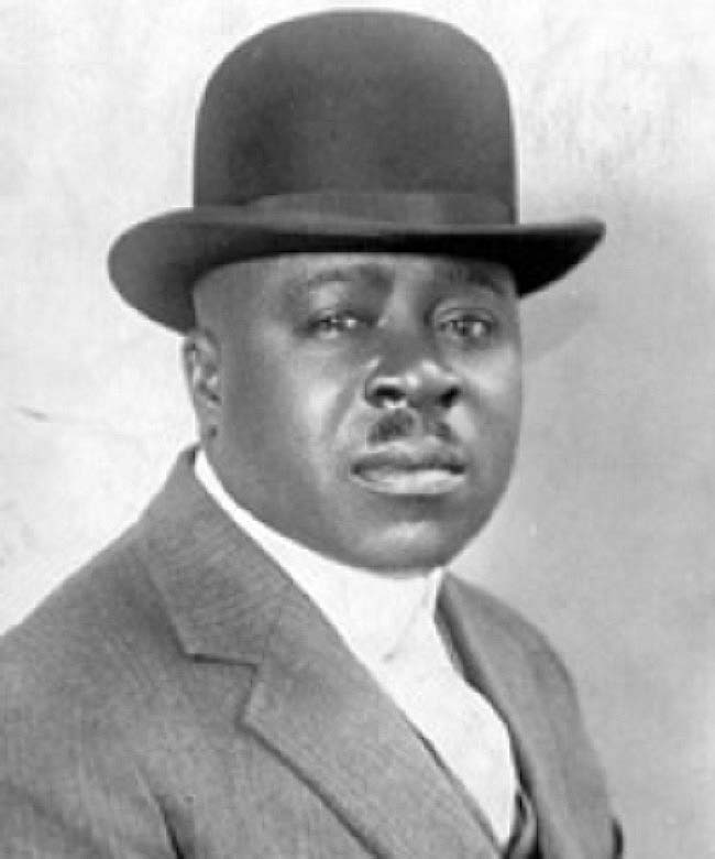 Robert Sengstacke Abbott, ca. 1920