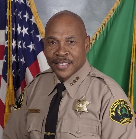 Sheriff John Lovick