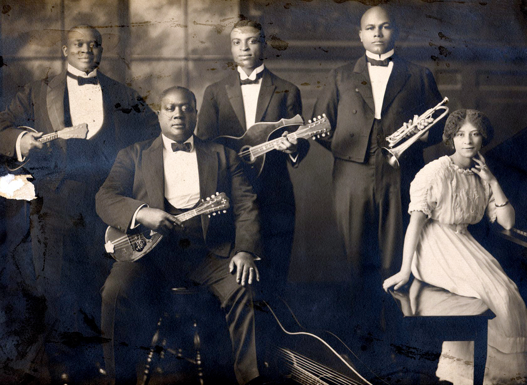 Wang Doodle Orchestra, Seattle, ca. 1925
