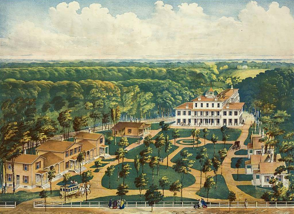 Wilberforce University, 1856