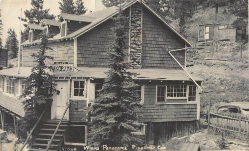 Winks Lodge, ca. 1930