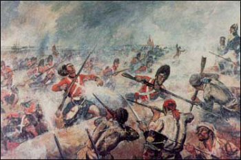 Battle of New Orleans, January 8, 1815