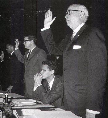 Julian Bond, Georgia State Legislature, January 10, 1966