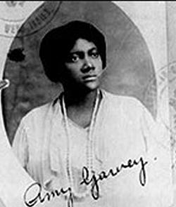 Amy Ashwood Garvey (1897-1969) •