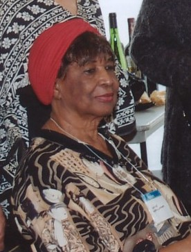 Louise Meriwether at the Harlem Writers' Guild