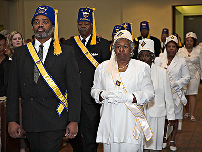 Knights of St. Peter Claver, Orlando Florida, 2007