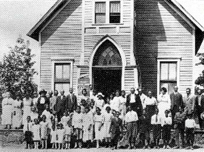 Calvary Baptist Church, Spokane