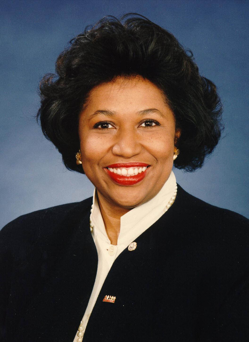 Senator Carol Moseley Braun, 1993