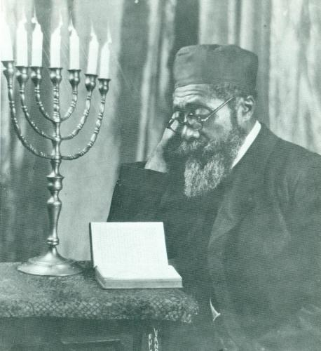 Rabbi Matthew, Founder of the Commandment Keepers of Harlem