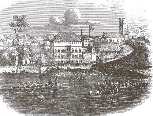 Freetown, ca. 1820