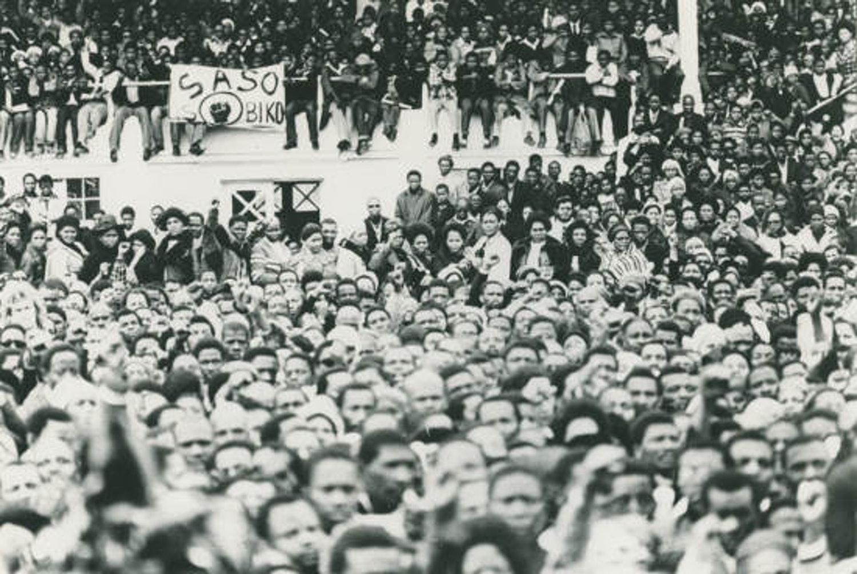 Steve Biko memorial, 1977