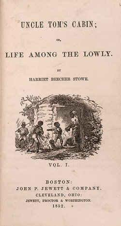 Uncle tom 39 s cabin 1852 the black past remembered and for How much is uncle tom s cabin worth