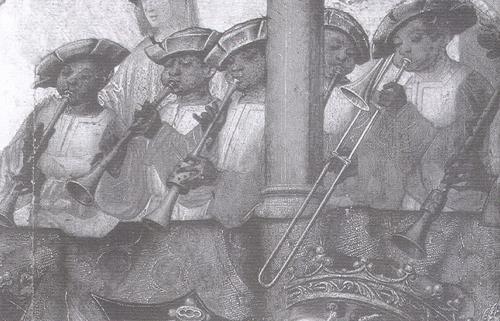 Black musicians in lisbon portugal ca 1522
