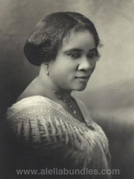 Walker Madam C J Sarah Breedlove 1867 1919 The